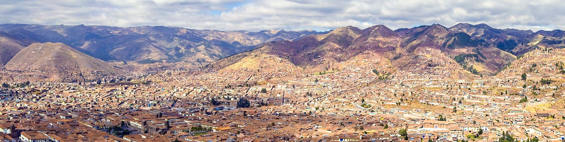 Perus Orken Kort Kort I Perus Orken Syd Amerika Amerika